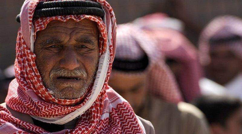 Man in Iraq