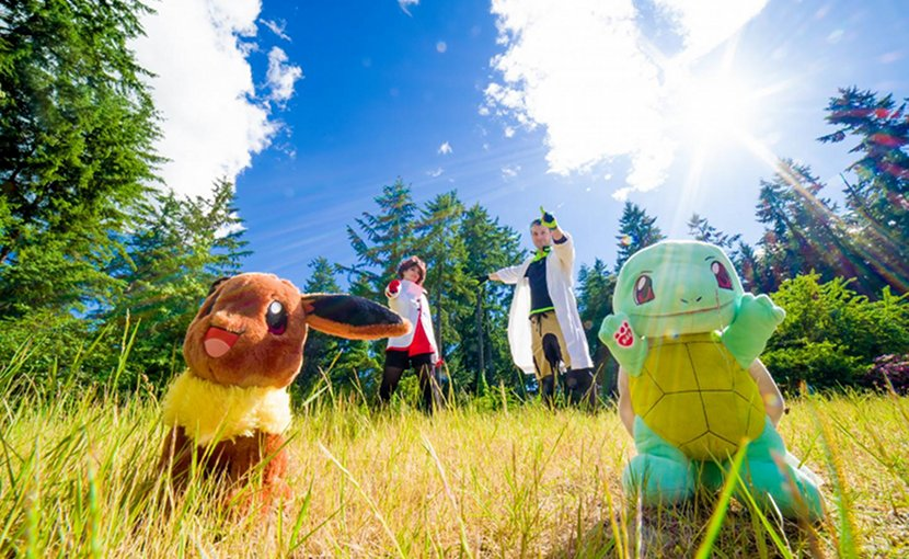 In the space of eight weeks, players of Pokémon GO once collectively walked 4.6 billion kilometers, or roughly the distance from Earth to Neptune. Credit Image: Flickr/sethtate under Creative Commons BY-NC-SA