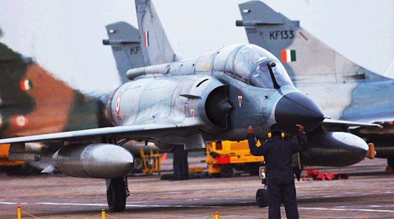 HAL (India) overhauled Mirage 2000. Photo Credit: http://www.af.mil