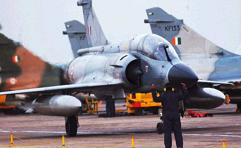 HAL (India) overhauled Mirage 2000. Photo Credit: http://www.af.mil