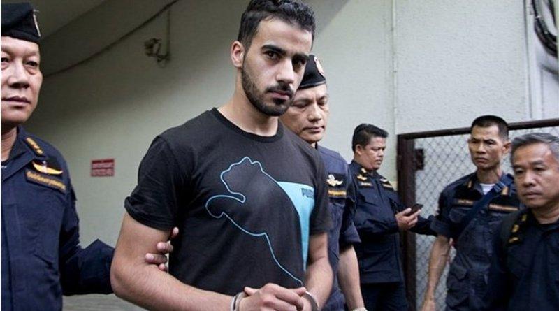Hakeem Al-Araibi. Photo Credit: Tasnim News Agency