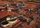 Open-pit mine Montepuez, considered the world's most lucrative ruby operation. Source: Gemfields