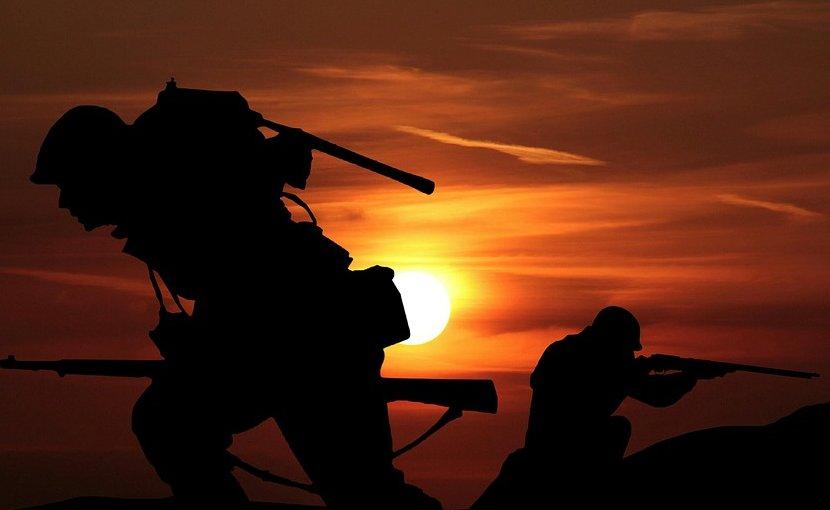 terrorism military war army