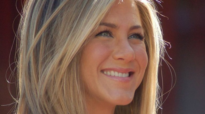 Jennifer Aniston. Photo Credit: Angela George, Wikipedia Commons.