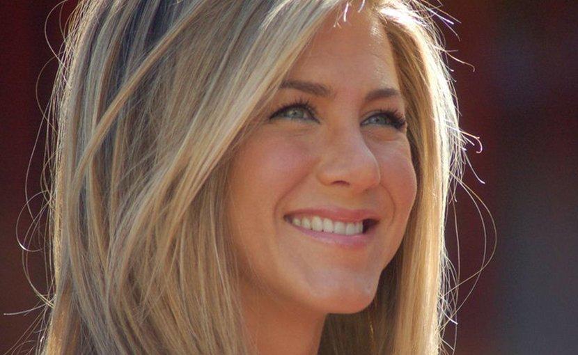 Jennifer Aniston. Photo Credit: Angela George, Wikipedia Commons.