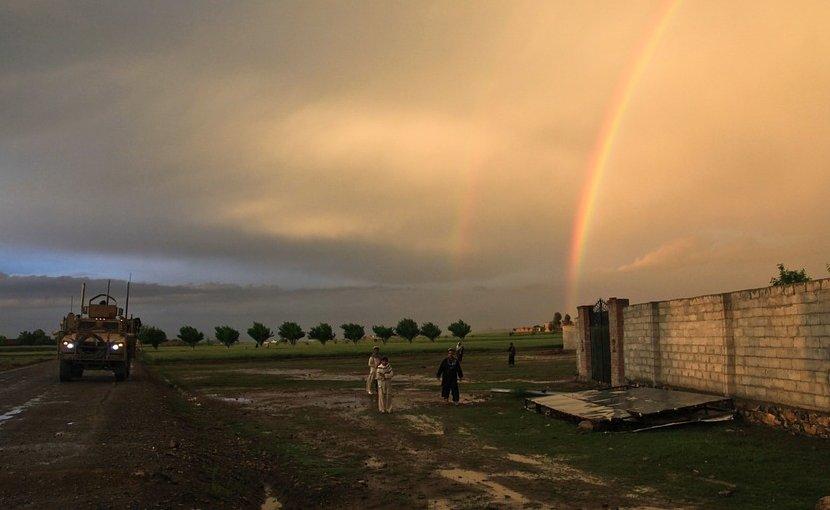 afghanistan rainbow military