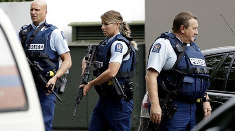 Police in New Zealand