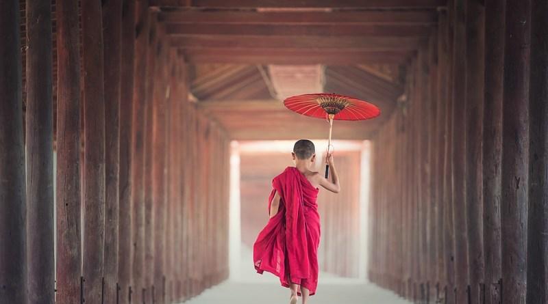 burma monk buddhism