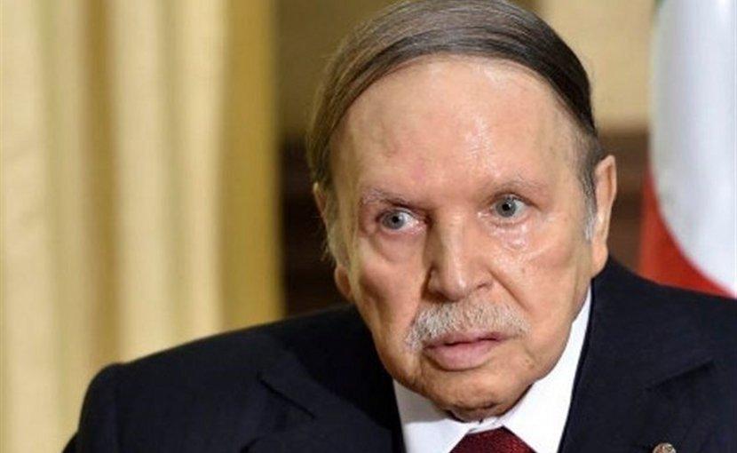 Algeria's Abdelaziz Bouteflika. Photo Credit: Tasnim News Agency
