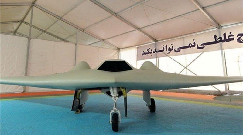 Iranian drone. Photo Credit: Tasnim News Agency
