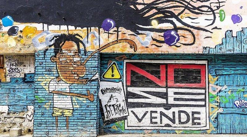 graffiti latin america