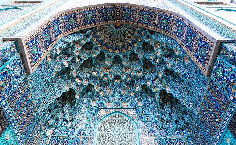 Mosque in St. Petersburg, Russia islam muslim