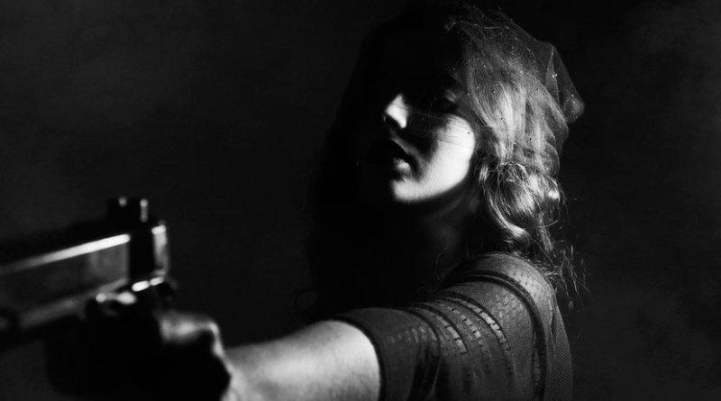 dark web crime pistol gun handgun