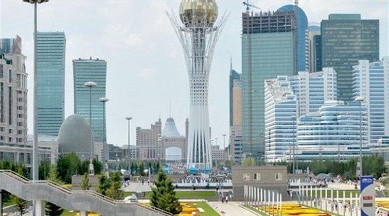 Nur-Sultan (formerly Astana, Kazakhstan. Photo Credit: Tasnim News Agency