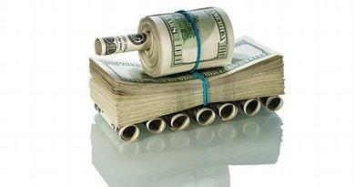 dollar tank military