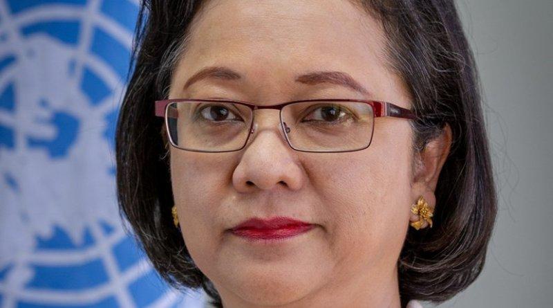 Ms. Armida Salsiah Alisjahbana
