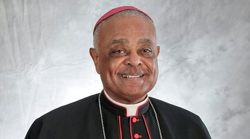Archbishop Wilton Gregory. Photo Credit: Wikipedia Commons