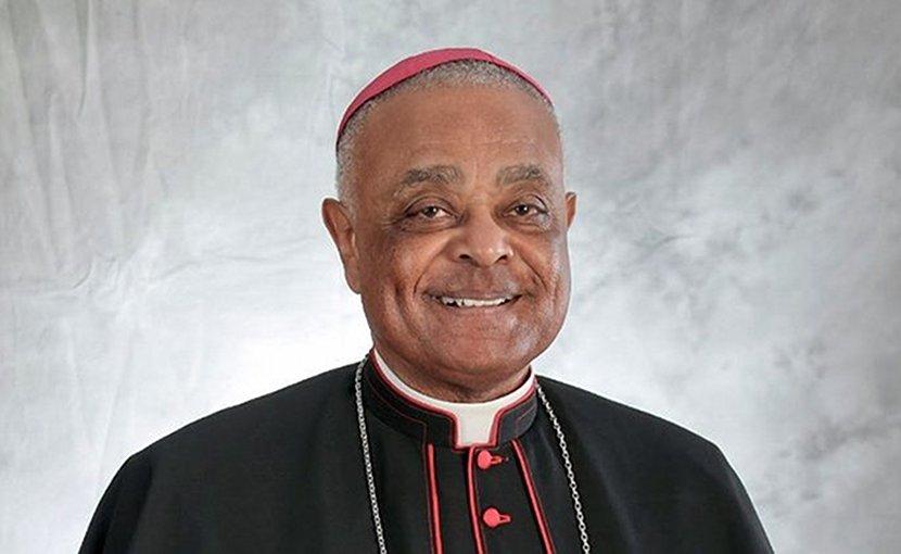 Archbishop Wilton Gregory. Photo Credit: Wikipedia Commons