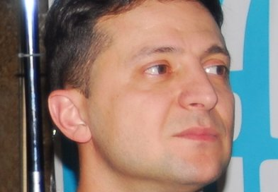 Ukraine's Volodymyr Zelenskiy. Photo Credit: Максим Стоялов, Wikipedia Commons.