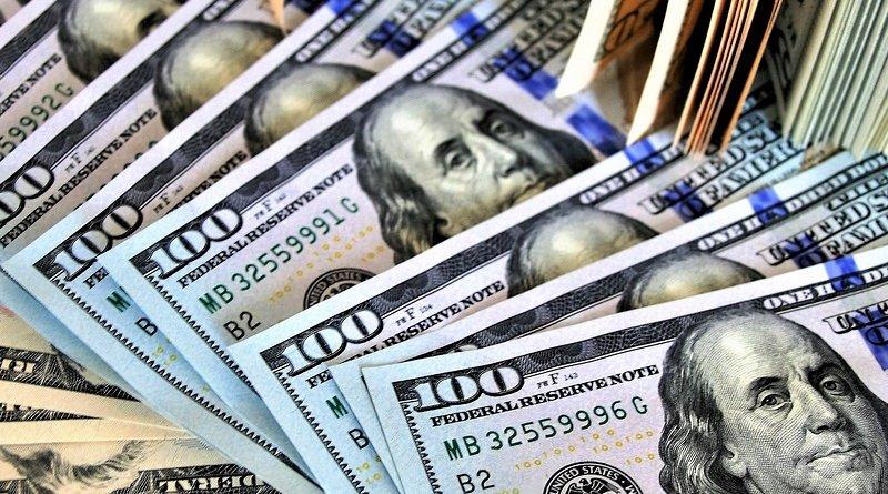 dollar bills currency