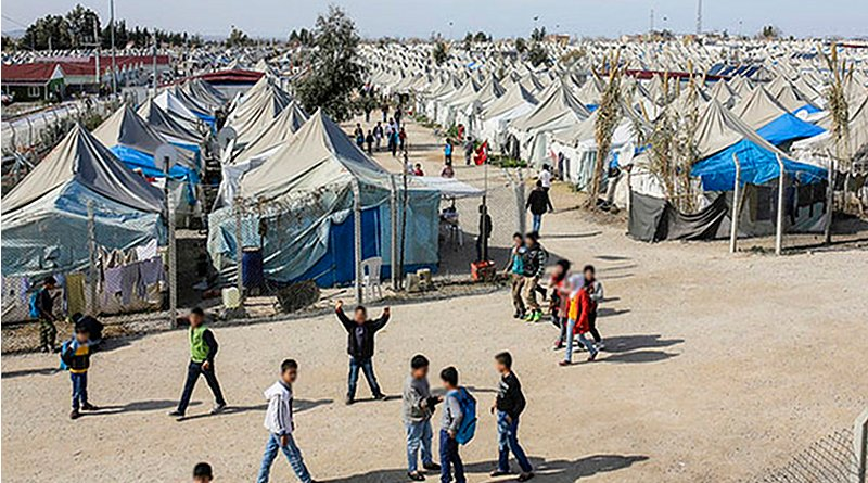 Facilities for refugees in Turkey - Photo: © European Union 2016 - European Parliament (CC BY-NC-ND 2.0)