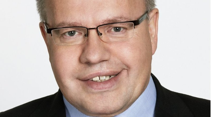 Germany's Peter Altmaier. Photo Credit: Christian Doppelgatz/KUXMA, Wikimedia Commons.