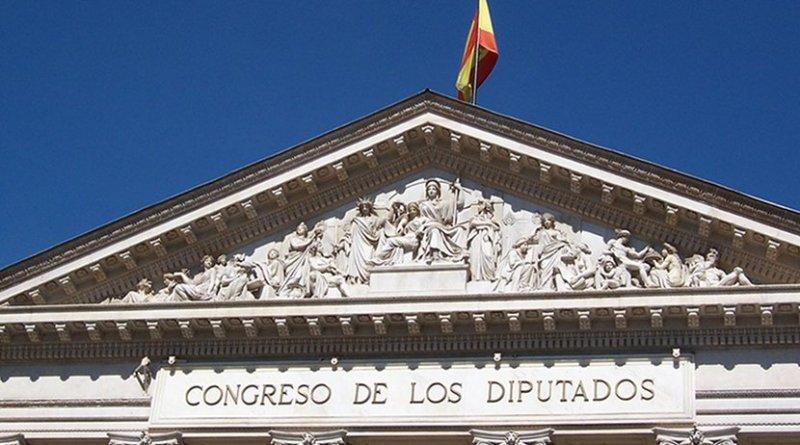 Spain's Congreso de los Diputados