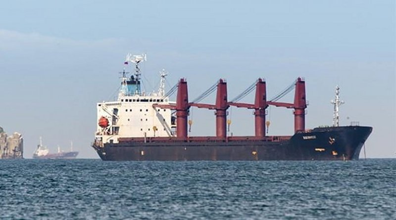 North Korean bulk carrier Wise Honest. Photo Credit: Sergei Skriabin, MarineTraffic.com