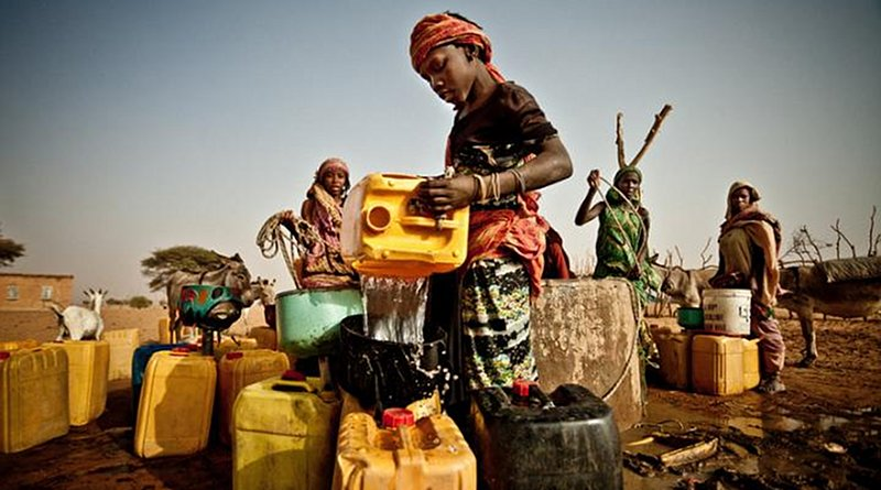 Climate-related hazards, such as droughts, can cause economic shocks to agricultural communities, which may heighten the risk of armed conflict, according to a new Stanford-led study. Credit Pablo Tosco/Oxfam