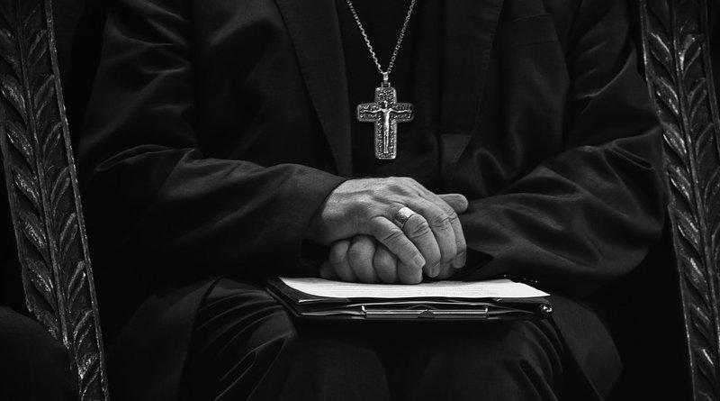 catholic bishop cross