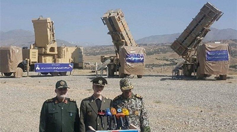 Iran's 'Khordad 15' Missile Defense System. Photo Credit: Fars News Agency