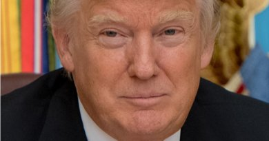 US President Donald Trump. Photo Credit: DOD photo by U.S. Air Force Staff Sgt. Jette Carr
