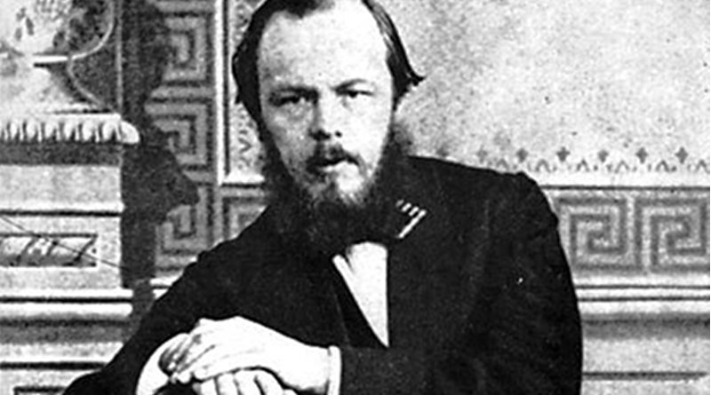 Fyodor Mikhailovich Dostoevsky. Photo Source: Wikimedia Commons.
