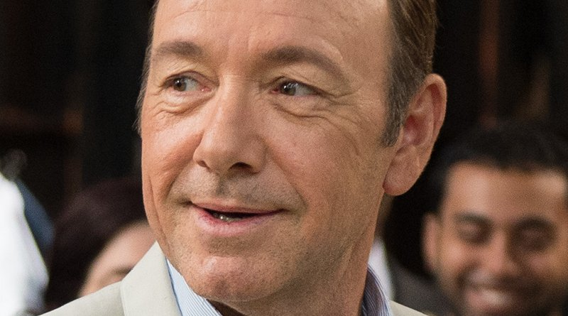 Kevin Spacey. Photo Credit: Maryland GovPics, Wikimedia Commons