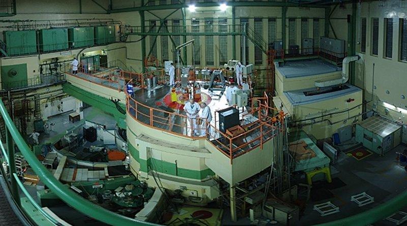 CVŘ research reactor (Image: TVEL)