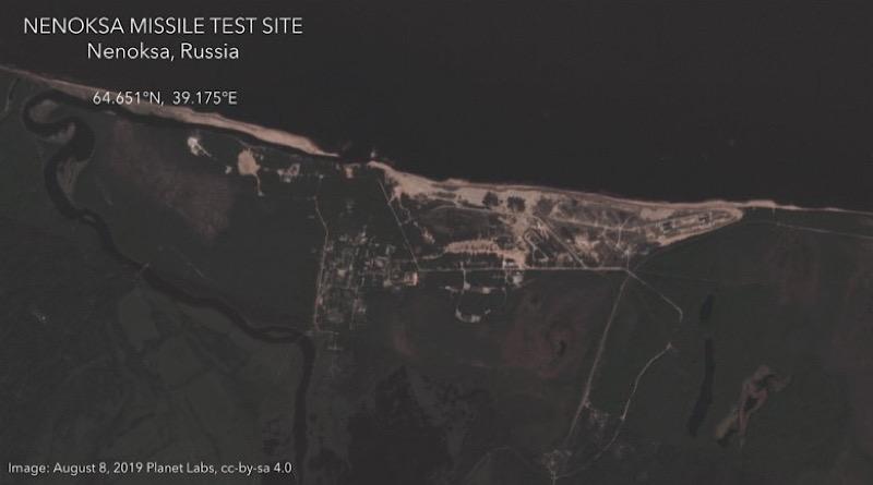Nenoksa Missile Test Site, Nenoksa, Russia