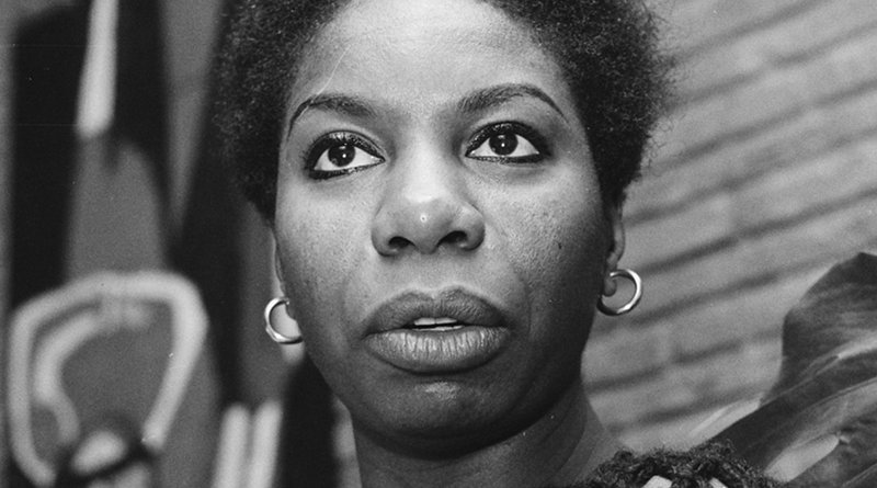 Nina Simone in 1965. Photo Credit: Kroon, Ron / Anefo - Dutch National Archives, The Hague, Wikipedia Commons.