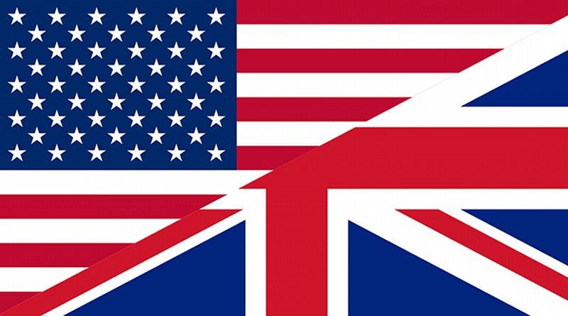flag united states united kingdom