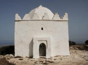 Moroccan saint's shrine