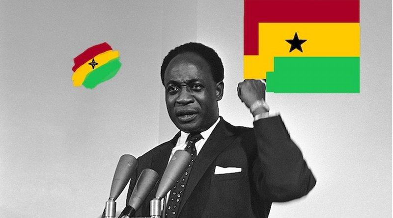 Photo: Kwame Nkrumah. Source: buzzghana.com