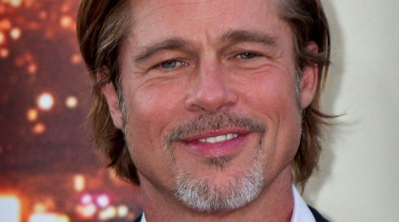 Actor Brad Pitt. Photo Credit: Toglenn, Wikimedia Commons.