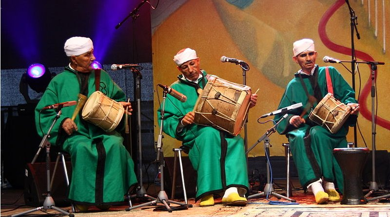 The Master Musicians of Jajouka. Photo Credit: Schorle, Wikimedia Commons