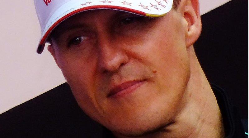 Michael Schumacher. Credit: Wikipedia Commons