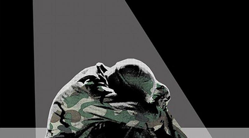 PTSD trauma soldier depressed mental health