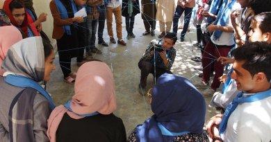 Photo credit: Afghan Peace Volunteers.