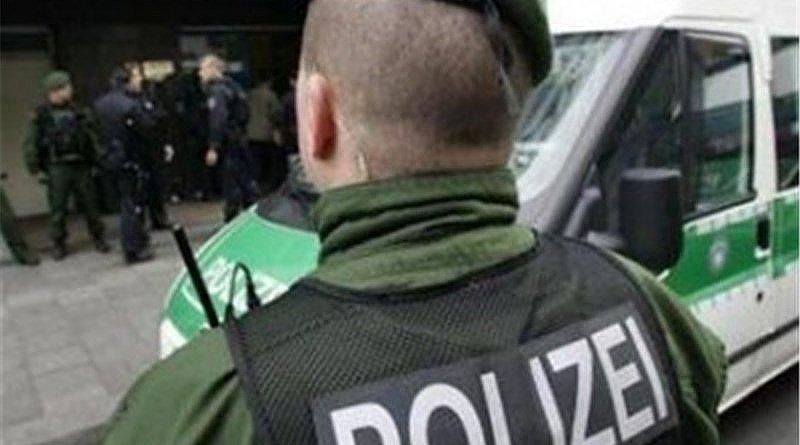 Germany German police