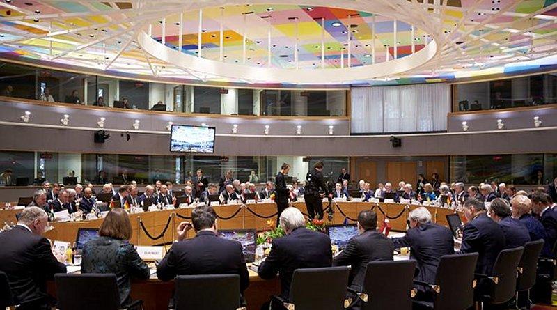 5th Eastern Partnership Summit Roundtable. Photo: European Union