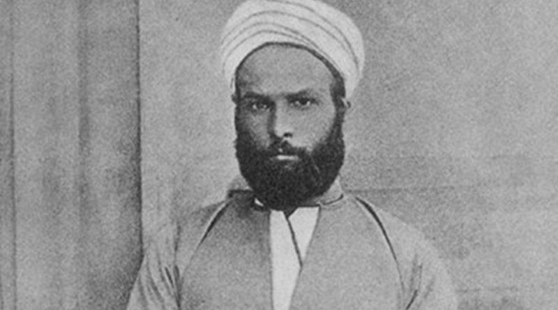 Muhammad Abduhu (1849-1905), Egyptian Mufti and Islamic reformer. Credit: Wikimedia Commons