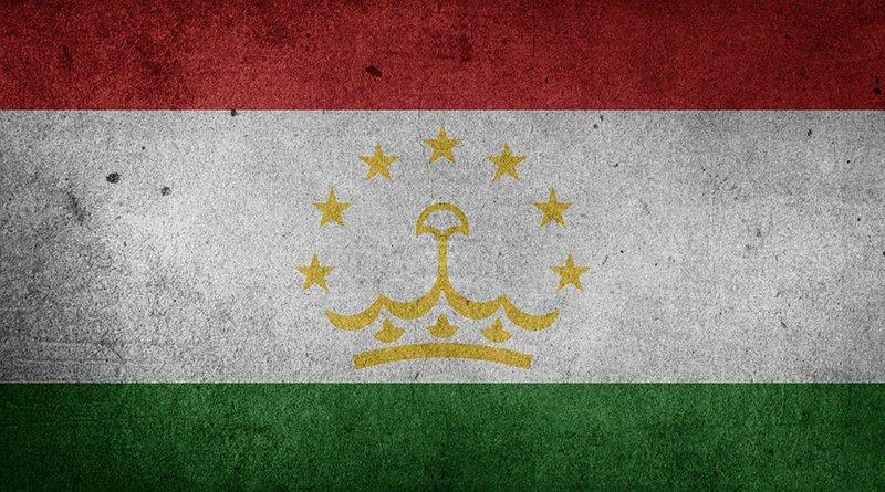 Tajikistan's flag