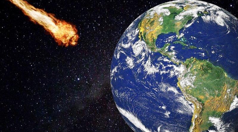 meteorite asteroid